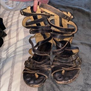 Bed-Stu Gladiator Sandal